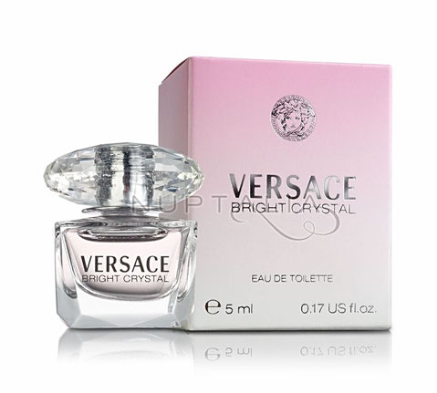 VERSACE BRIGHT CRYSTAL - EAU DE TOILETTE 5 ML