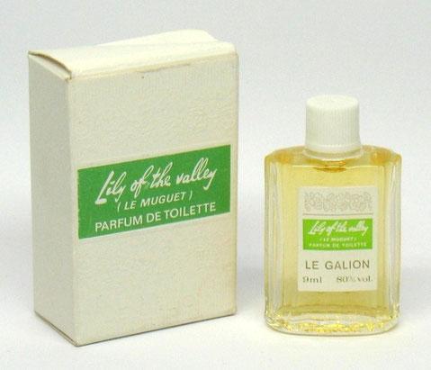 LILY OF THE VALLEY (LE MUGUET) - PARFUM DE TOILETTE 9 ML