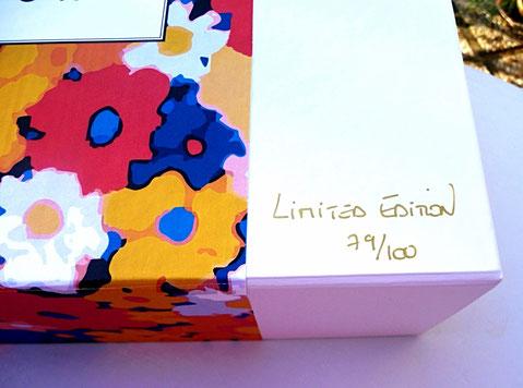 LIMITED EDTION : 79ème BOX SUR 100