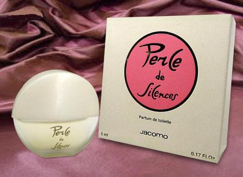 JACOMO - PERLE DE SILENCES, PARFUM DE TOILETTE 5 ML