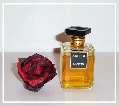 ARPEGE - FLACON FACTICE 25 ML - ETIQUETTE NOIRE