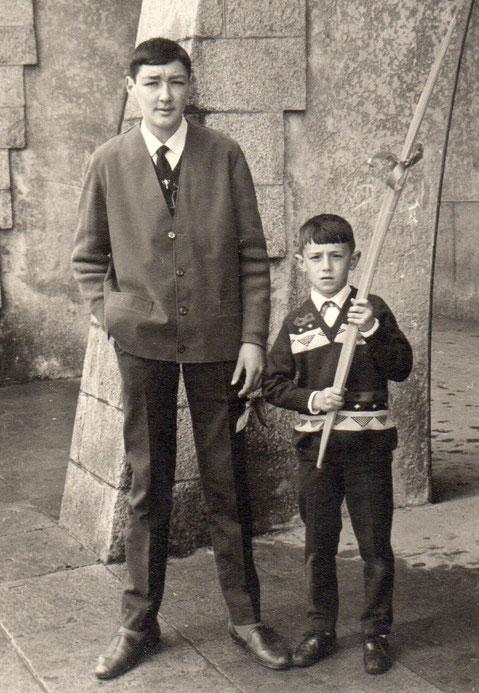 Miguel y Ramón.