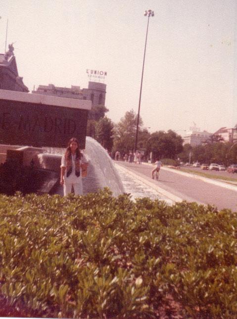 Mismo día: año 1977. F. Pedro.