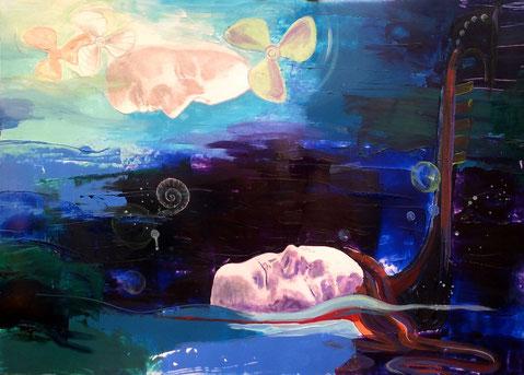 Ursula Daues: Seelenströme