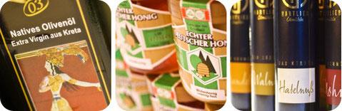 Feine Extras im Sortiment von Gartenbau Knogler