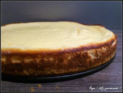Cheesecake oups la gourmande oo recettes faciles et illustr es - Cheesecake buffalo grill ...