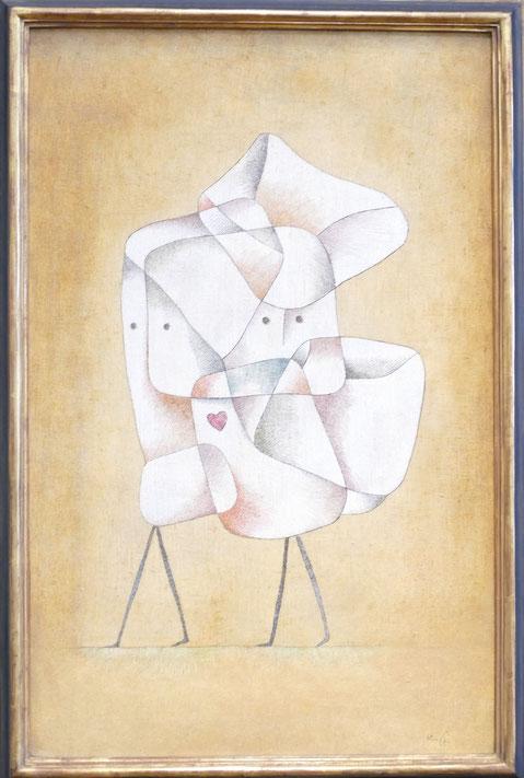 Paul Klee : jumelles