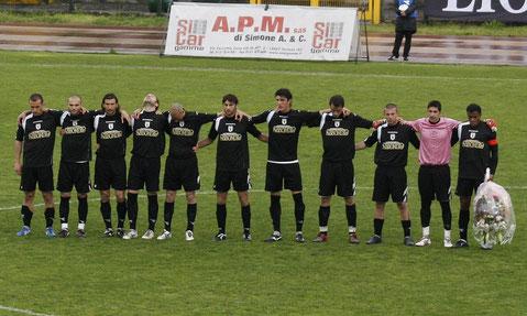 2008-09 Serie D Derthona-Novese 1-0