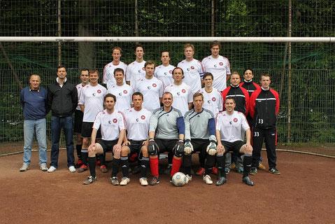Eine starke Truppe für die kommende Kreisklassen-Saison 2010/11