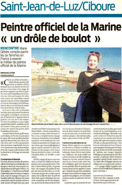 Article d'Emmanuelle Fère