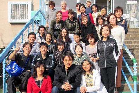 アテネオリンピック200m個人メドレー6位森隆弘さんのスイムクリニック