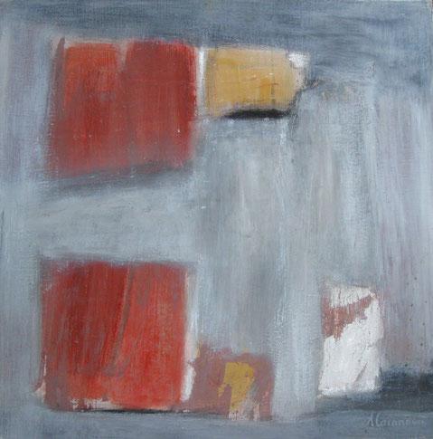 huile sur toile 2008  70x60