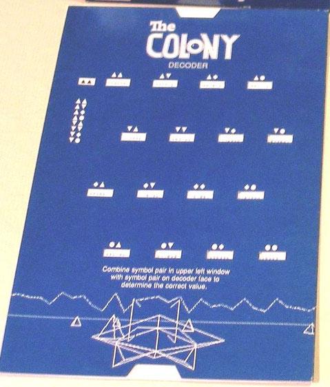 The Colony mac