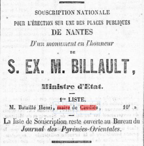 Bataillé 1863