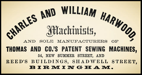 1867 Birmingham Directory