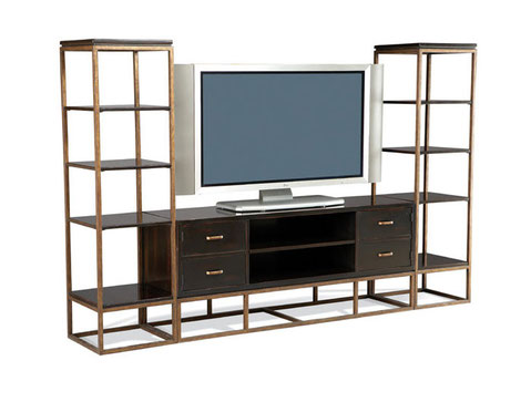 Modular etagere from Sherrill Occassional