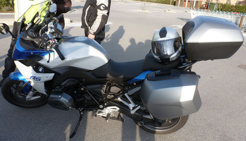 BMW - R 1200 RS