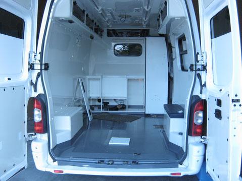 MASTER Renault Ambulance