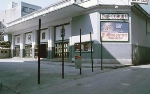 CINE CORUÑA (CALLE DE LA GALERA).