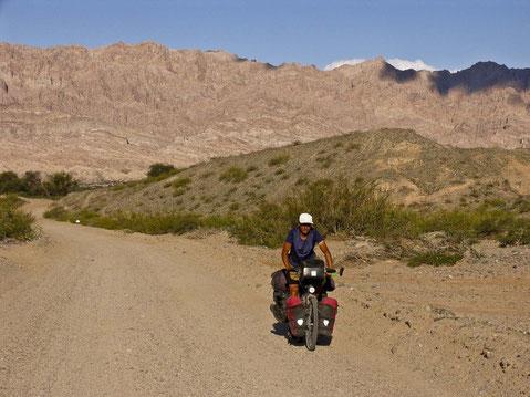 Piste zwischen Cafayate und Cachi, Provinz Salta, NW-Argentinien