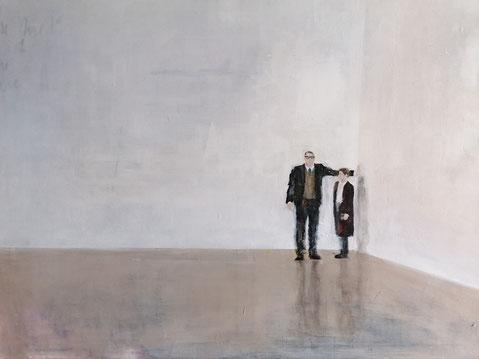 Das bisschen Kunst macht der mit links, Vera Loos, 2014