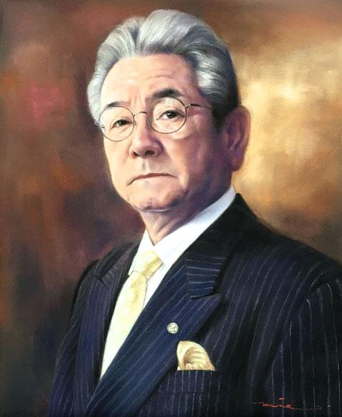 肖像画 肖像画札幌 パステル肖像画 絵画 人物画 パステル画教室 シュミンケソフトパステル