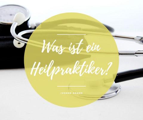 Unterschied zwischen einem Heilpraktiker und einem Homöopath