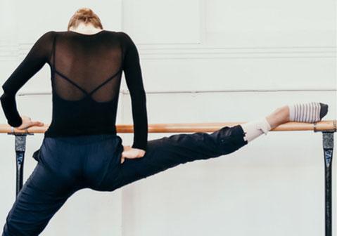 Nos cours pour jeunes danseurs