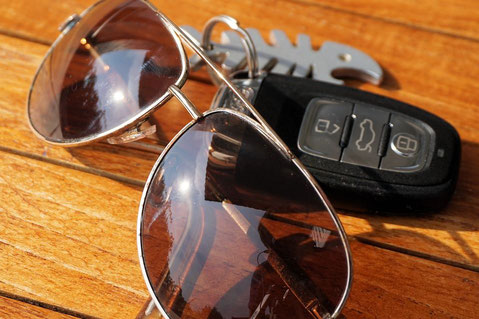Télécommande clé