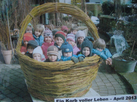 Städt. Kindergartengruppe Kleingartach