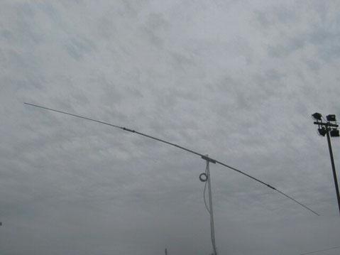 Dipolo rigido para 20 mts