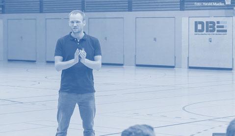 DBE Vorträge David Breuer Speaker Referent Erfolg