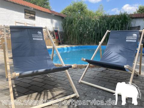 Sonnenstuhl liegstuhl liegestühle zu mieten in Marwitz mieten eventservice zeltverleih partyservice marwitz