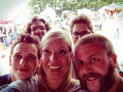 Woodstock forever Festival, Waffenrod, 19.08.2015