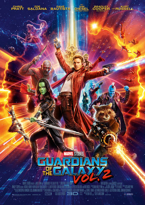 Guardians-Of-The-Galaxy-2-German-Poster---Marvel---kulturmaterial
