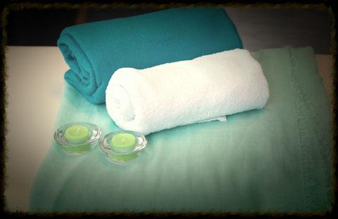 Gesichts- oder Fußmassage, Mobile Massage, Massage Praxis in München und Umgebung