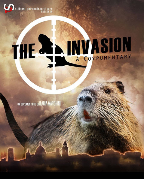 Filmplakat The Invasion - A Coypumentary