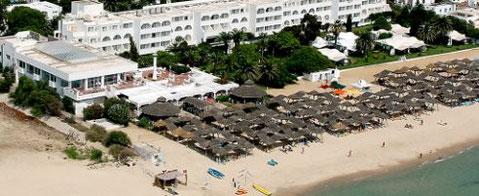 Hôtel Les Orangers Beach Resort