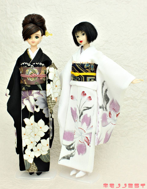 和~なごみ~の着せ方はジェニーさんとmomokoさんにお任せします!