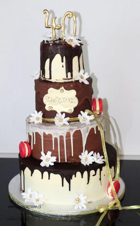 Naked Cake - Danielas Cake Dream