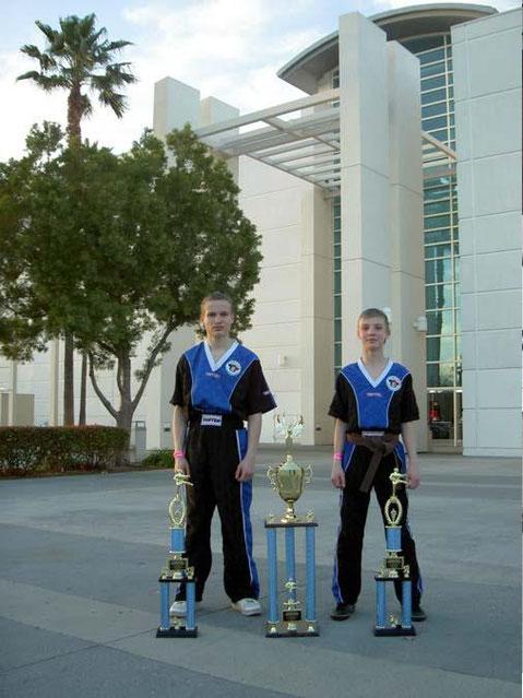 Compete Nationals, Ontario 2009 - TOWASAN Karate Schule München