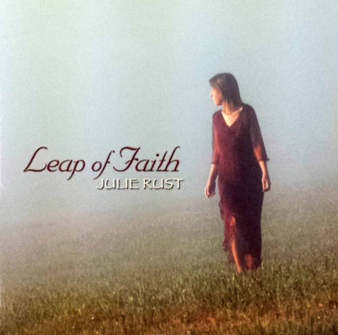 """ Leap of Faith ""  front cover"