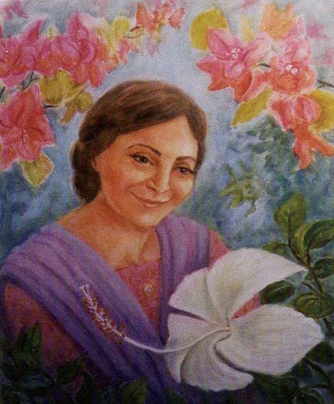 Mehera's Flowers
