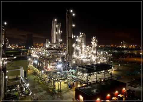 Shell Chemie Moerdijk. MEOD.