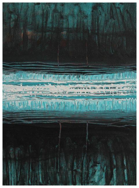 """""""Chlorophyll"""" 2011, AC/LW 30x40"""