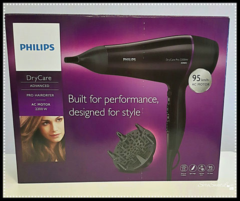 Phon Philips DryCare advanced pro 2200w ionic