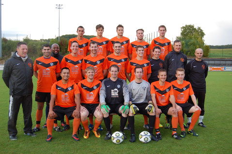 Seniors 1  Saison 2013/2014