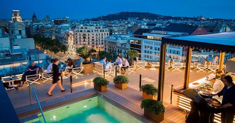 MAJESTIC HOTEL&SPA - лучшие отели Барселоны