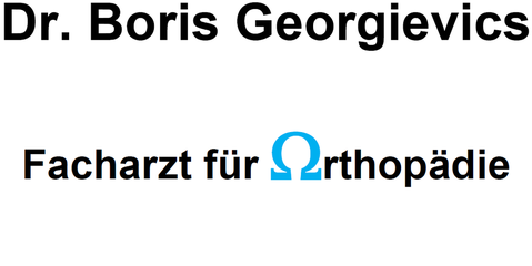 Dr. Boris Georgievics Facharzt für Orthopädie