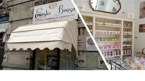 Ernesto Brusa Bomboniere Varese